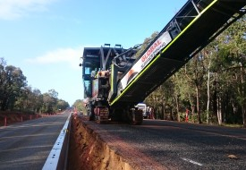 Albany Highway Upgrade